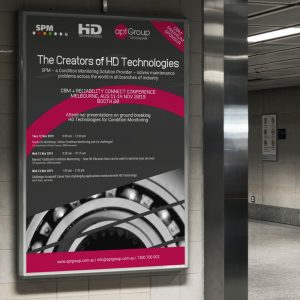 APT GROUP | EVENT ADVERTISING POSTER