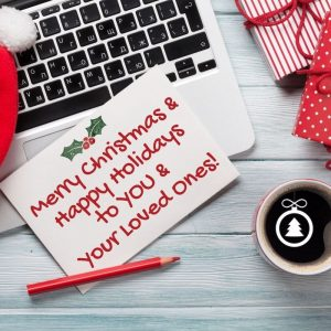Xmas 2019 wishes from WOBAWEB