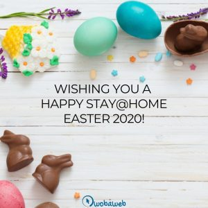 WOBAWEB - Easter Wishes