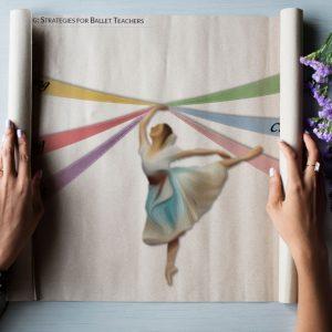 BALLET GRAPHICS FOR UNIVERSITY WORKBOOK CREATION
