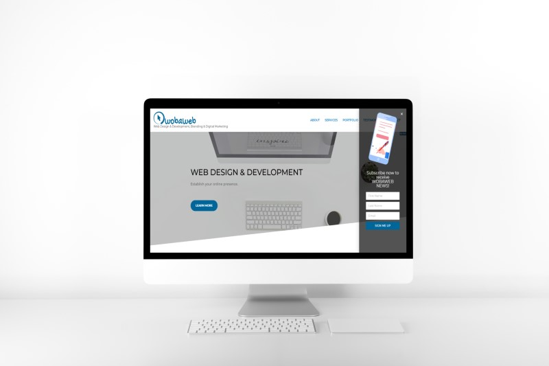 WOBAWEB Web Design & Development