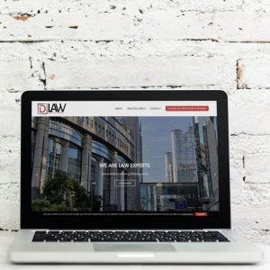 DLAW launching their website