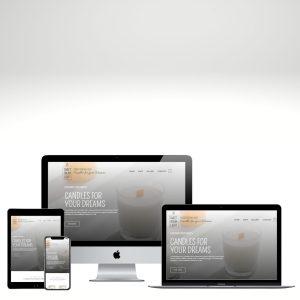 SWEET DREAM LIGHT website launch